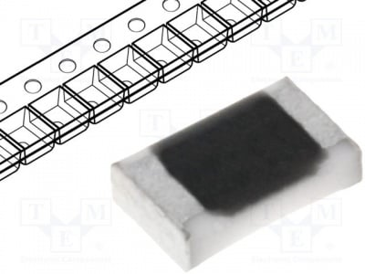 SMD0805-12K-1% Резистор: thick film; SMD; 0805; 12k?; 0,125W; ±1%; -55?125°C